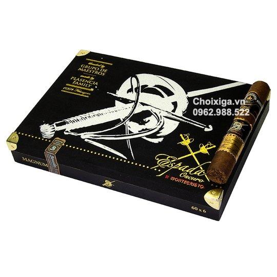 Xì gà Montecristo Espada Oscuro Magnum Especial (6x60)
